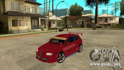 Alfa Romeo 147 para GTA San Andreas