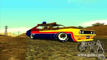 Ford Falcon 351 GT Interceptor Mad Max para GTA San Andreas