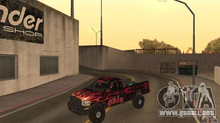Dodge Power Wagon Paintjobs Pack 1 para GTA San Andreas