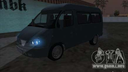22172 GAS sable para GTA San Andreas