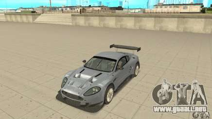 Aston Martin DBR9 (v1.0.0) para GTA San Andreas