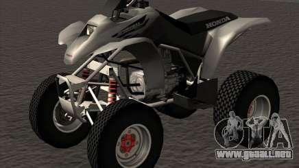 Honda Sportrax 250EX para GTA San Andreas