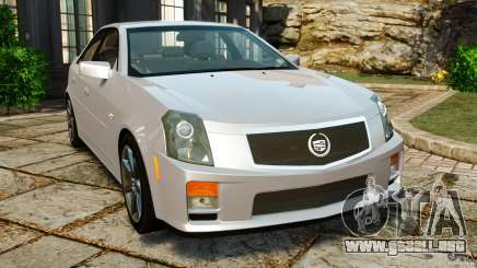 Cadillac CTS-V 2004 para GTA 4