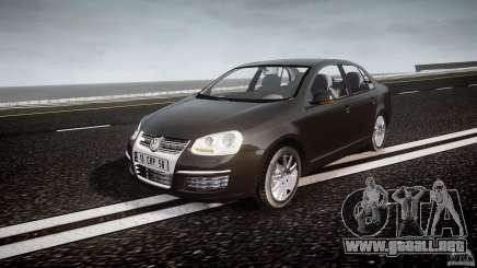 Volkswagen Jetta 2008 para GTA 4