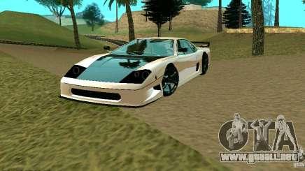 New Turismo para GTA San Andreas