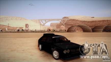 Lancia Delta S4 para GTA San Andreas