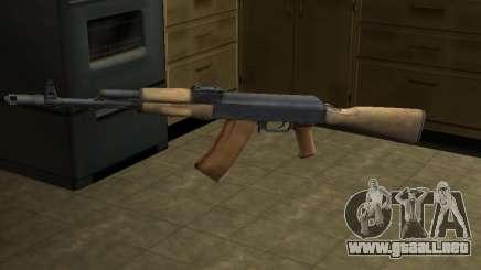 AK-74 del Arma II para GTA San Andreas