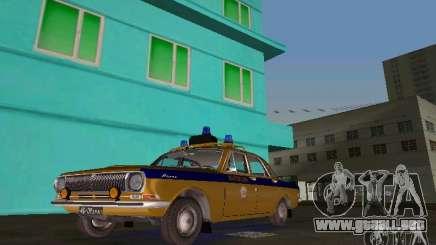 Milicia Gaz-24 para GTA Vice City