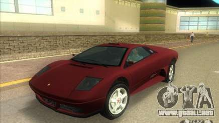 Infernus de GTA IV para GTA Vice City