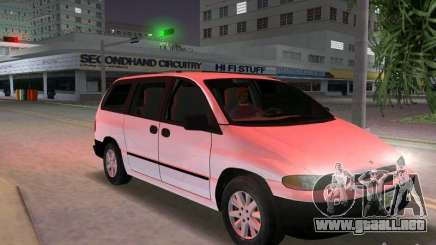 Dodge Grand Caravan para GTA Vice City