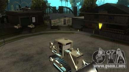 Komatsu D355A para GTA San Andreas