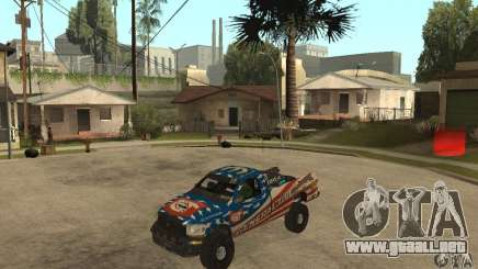 Dodge Power Wagon Paintjobs Pack 2 para GTA San Andreas