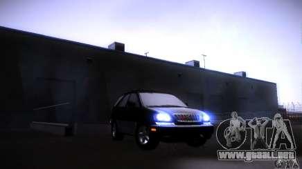 Lexus RX300 para GTA San Andreas