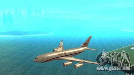 El IL-96-300 STC Rusia para GTA San Andreas