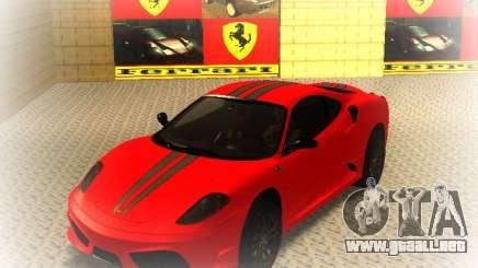 Ferrari 430 Scuderia TT Black Revel para GTA San Andreas