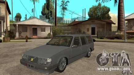 Volvo 945 Wentworth R para GTA San Andreas