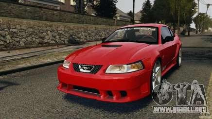 Saleen S281 2000 para GTA 4