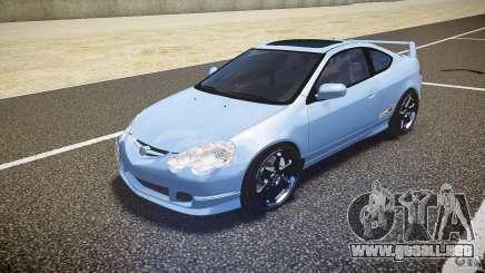 Acura RSX TypeS v1.0 Volk TE37 para GTA 4