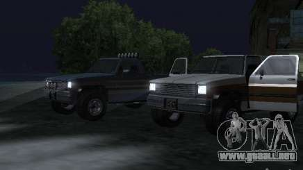Ranchero de GTA 4 para GTA San Andreas