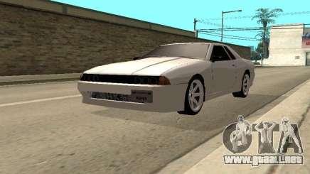 Elegy MIX v2 para GTA San Andreas