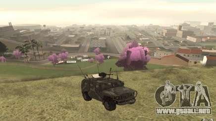GAS-2975 para GTA San Andreas