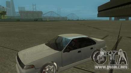 Nissan Cefiro A31 (D1GP) para GTA San Andreas