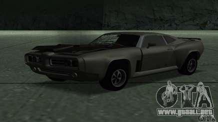 Cazador de caballería de Burnout Paradise para GTA San Andreas