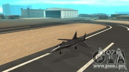 Su-47 berkut aprobar para GTA San Andreas