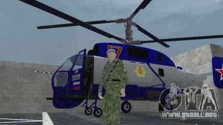 Ka-27 para GTA San Andreas