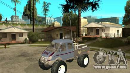 GAS KeržaK (Swamp Buggy) para GTA San Andreas