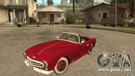 ISW 508 from MAFIA 2 para GTA San Andreas