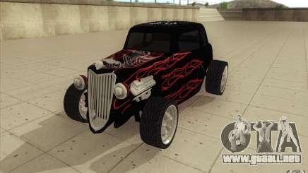 Ford Hot Rod 1934 v2 para GTA San Andreas