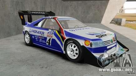 Peugeot 405 T16 Pikes Peak para GTA 4