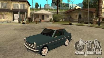 Perenial Coupe para GTA San Andreas