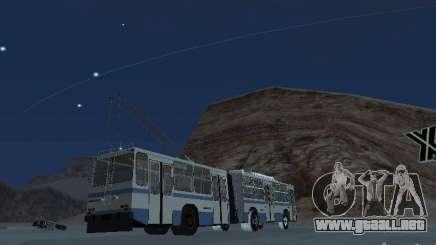 Remolque YUMZ T1 para GTA San Andreas