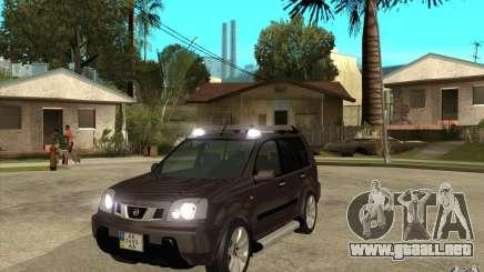 Nissan X-Trail 2001-2007 para GTA San Andreas