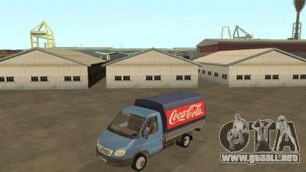 3302 Gacela v.2.0 para GTA San Andreas