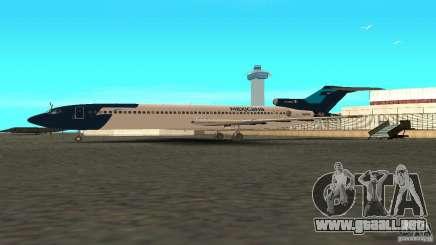 Boeing 727-200 Final Version para GTA San Andreas