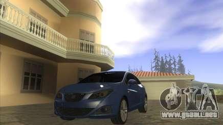 Seat Ibiza 2008 para GTA San Andreas