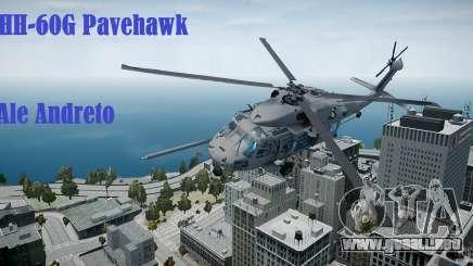 HH-60G Pavehawk para GTA 4