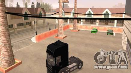 Scania 124L 420 para GTA San Andreas