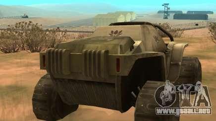 UAZ-8 Ocelot para GTA San Andreas