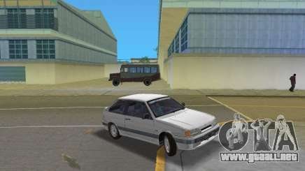 Lada Samara 3doors para GTA Vice City