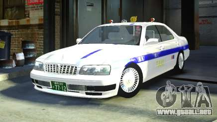 Nissan Cedric Y33 Privately Taxi para GTA 4