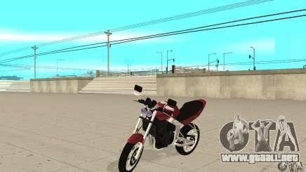 GTAIV BF400 FINAL para GTA San Andreas