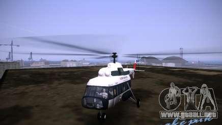 MI-8 para GTA Vice City
