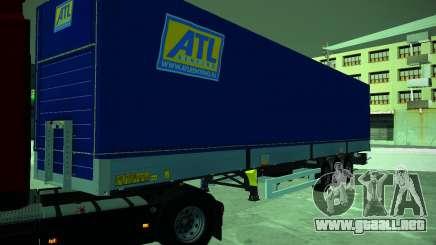 Schmitz ATL para GTA San Andreas