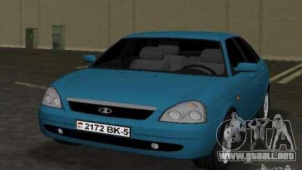 Lada Priora Hatchback para GTA Vice City