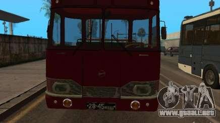 LIAZ 677 excursión para GTA San Andreas