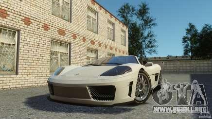 Turismo Spider para GTA 4